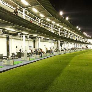 ナイターゴルフ練習場
