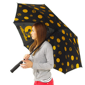 ゴルフ日傘