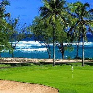 ハワイゴルフ場