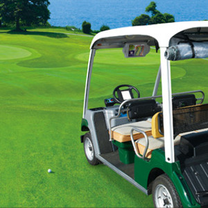 ゴルフカー
