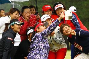LPGAツアーチャンピオンシップ リコーカップ2015