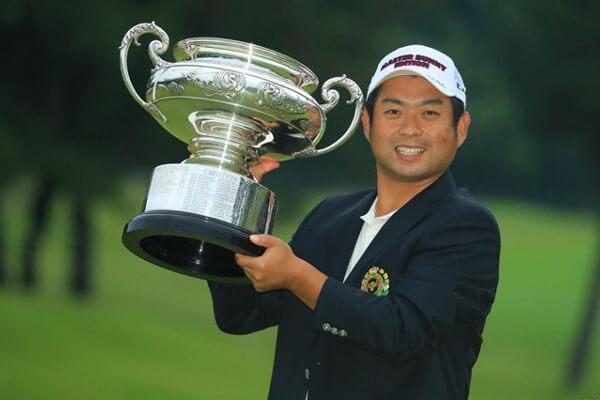 2017日本オープンゴルフ選手権 池田勇太