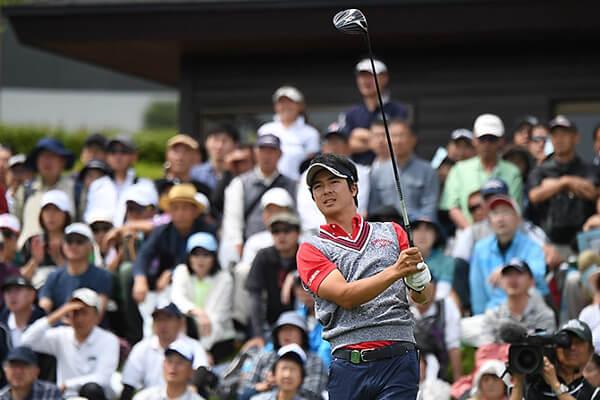 2018日本プロゴルフ選手権 石川遼