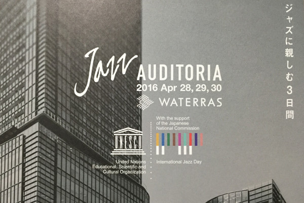 JAZZ AUDITORIA 2016